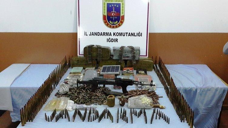 PKK'nın ana karargahı yerle bir edildi