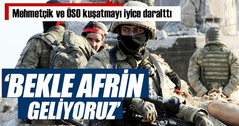 Sıra Afrin'de