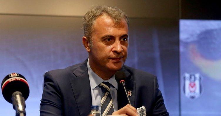 Beşiktaş Başkanı Fikret Orman'a şiddet soruşturması