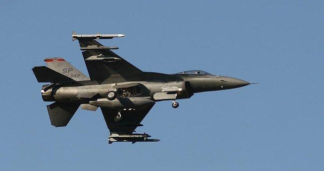 Pakistan'da savaş uçağı düştü!