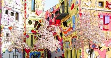 Avrupa'nın en renkli 8 sokağı