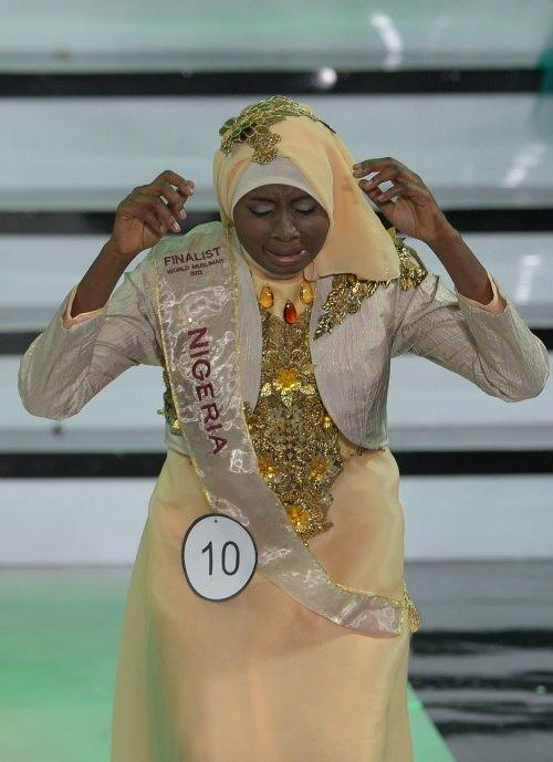 Dünyanın en güzel Müslüman kızı