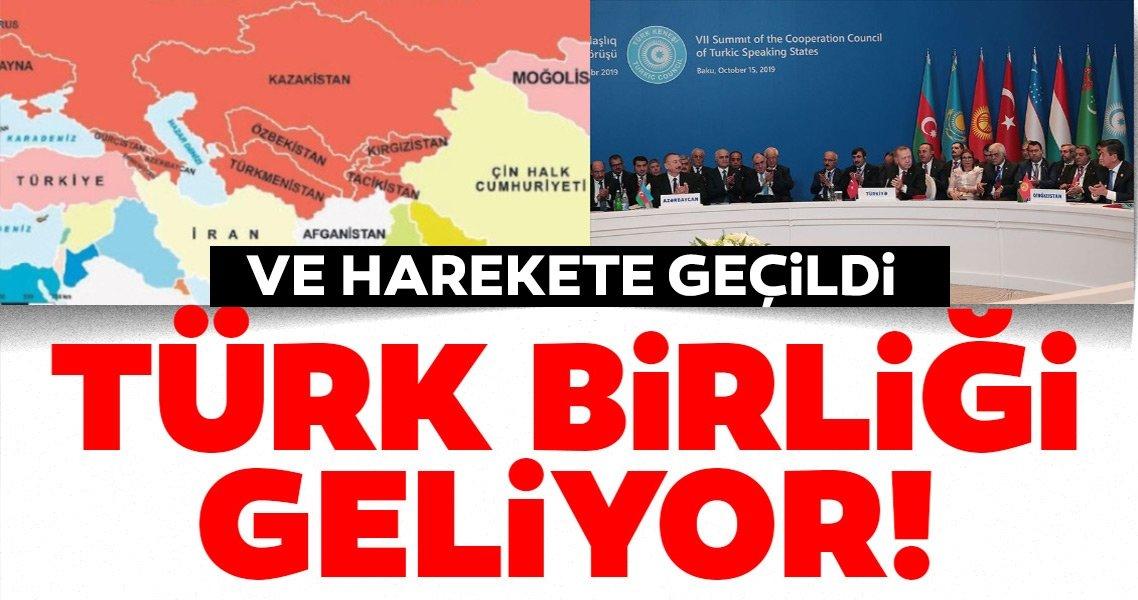Son dakika: Türk Birliği geliyor! Çalışmalarda sona yaklaşıldı...