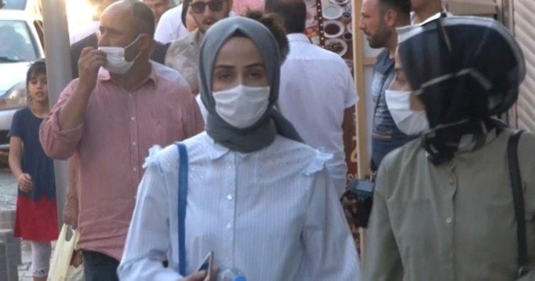 Sağlıklı hava alabilmemiz için maske takmamalıyız