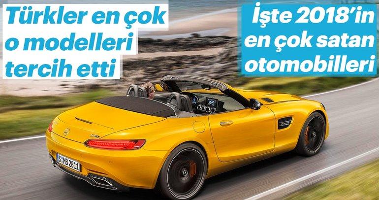 Türkler o modelleri tercih etti! İşte 2018'in en çok satılan lüks otomobilleri