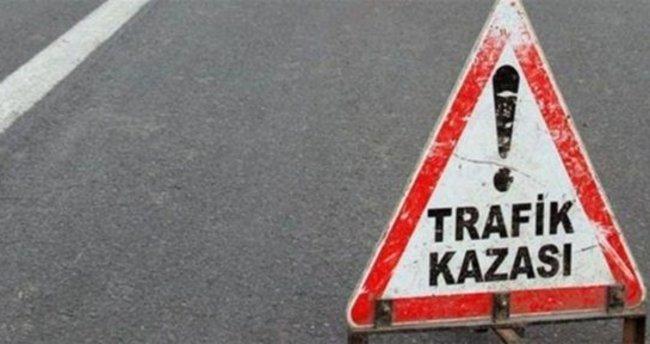 Muradiye'de trafik kazası; 2 yaralı