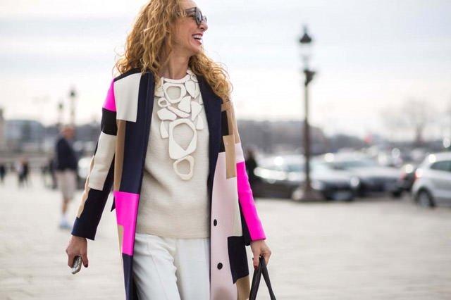 Paris Moda Haftası sokak stili