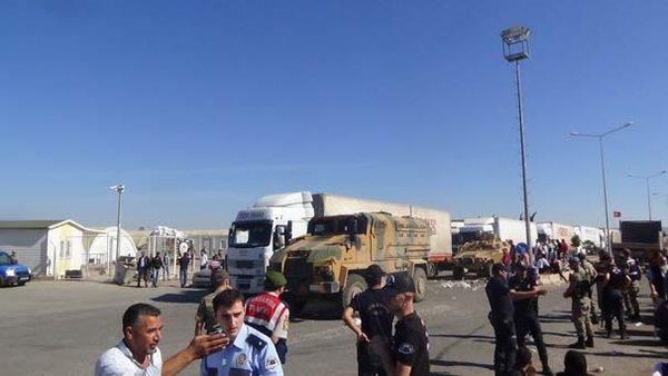 Suriyeli 162 bin sığınmacı terörden arındırılan bölgelere döndü