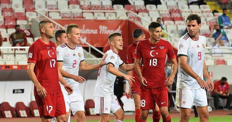 Türkiye 0-1 Macaristan   MAÇ SONUCU