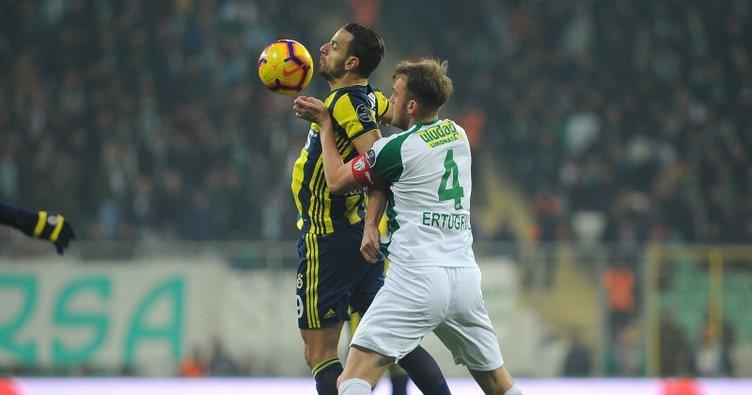 Fenerbahçe 89'da yıkıldı