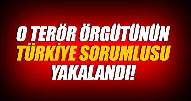DHKP/C'nin Türkiye sorumlusu yakalandı