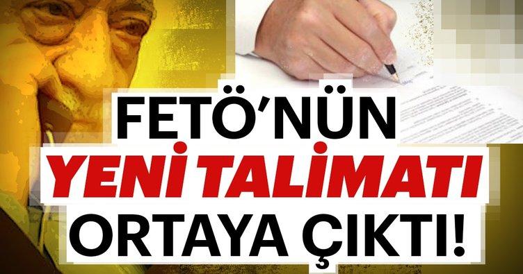 FETÖ'den 'kira sözleşmesi yapmayın' talimatı