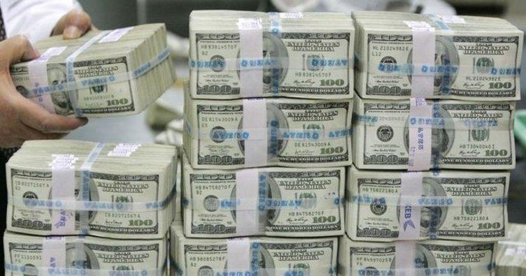 Kısa vadeli dış borç stoku martta 119.4 milyar dolar oldu
