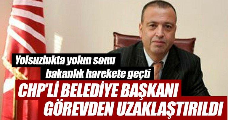 Son dakika haberi: Ataşehir Belediye Başkanı görevden uzaklaştırıldı