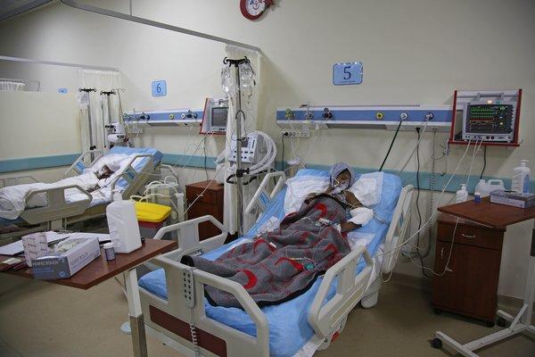 'Türk hastaneleri Somali halkına umut oldu'