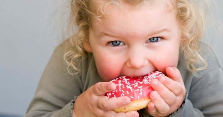 """Çocuklarda obeziteye karşı '543210' kuralı""""!"""