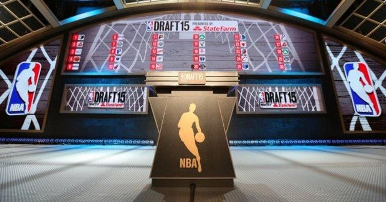 NBA'de draft heyecanı