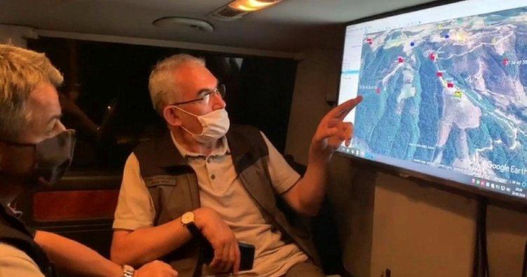 Bakan Pakdemirli'den Adana'daki yangınla ilgili flaş talimat