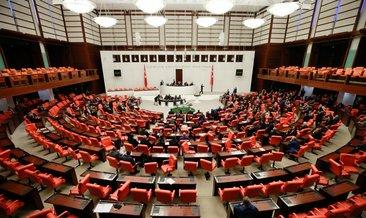 Lübnan tezkeresi Genel Kurulda kabul edildi