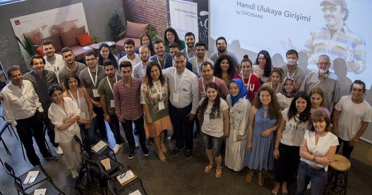 Hamdi Ulukaya'dan girişimci hayallerine 5 milyon dolarlık destek