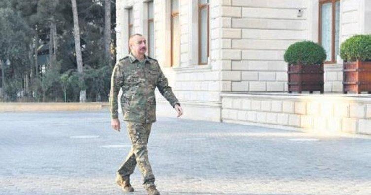 Aliyev: Gubadlı işgalden kurtarıldı