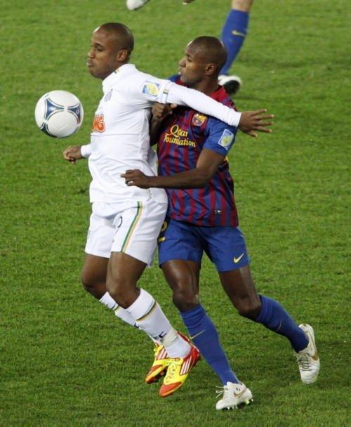 Dünya şampiyonu Barcelona