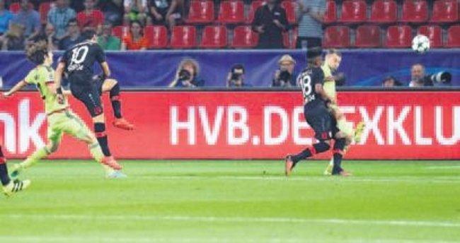 Çalhanoğlu'nun golü yetmedi