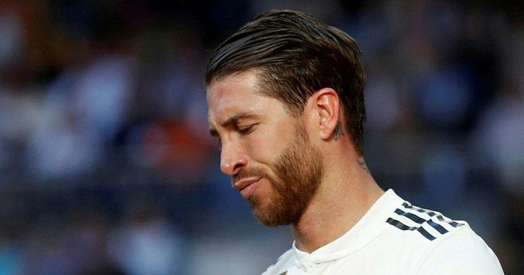 Çin'den Sergio Ramos'a teklif