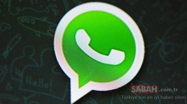 WhatsApp'a bomba özellik geliyor! Yeni dönem başlıyor