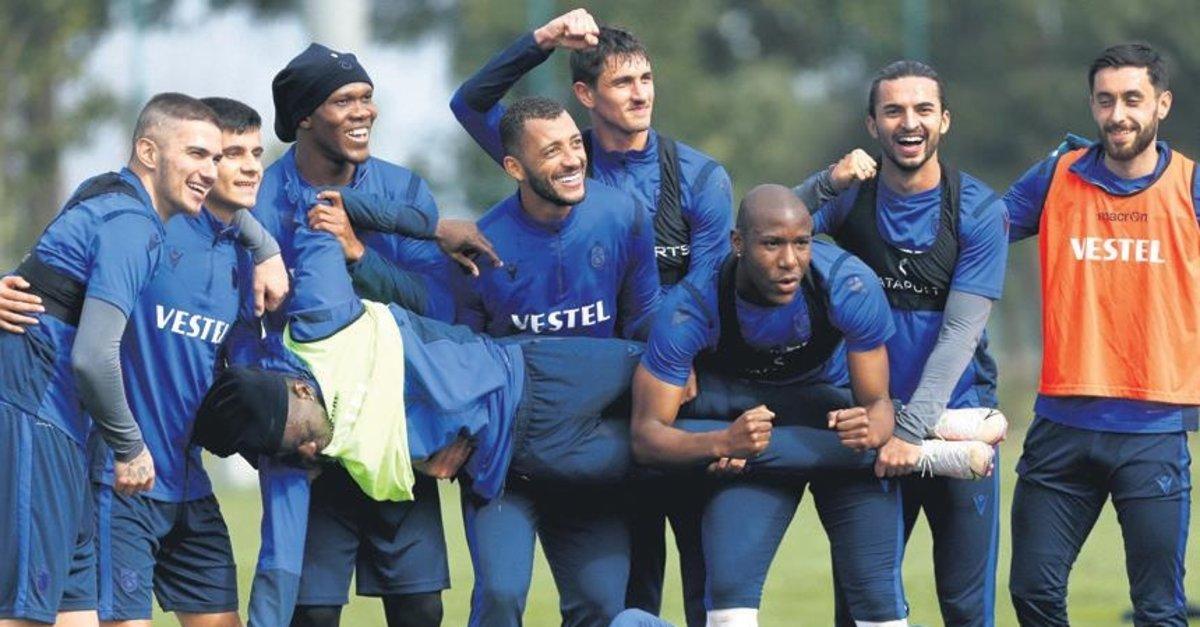 Trabzon'da zafer sevinci