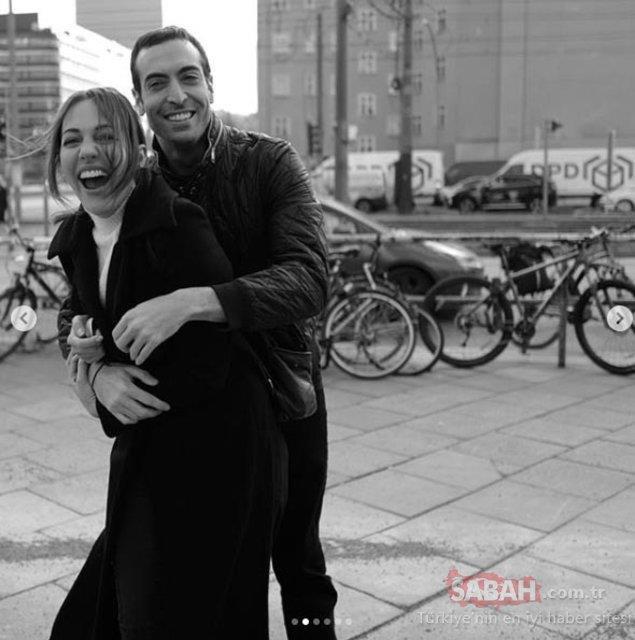 Güzel oyuncu Meryem Uzerli'den kafaları karıştıran Mohammed Al Turki paylaşımı