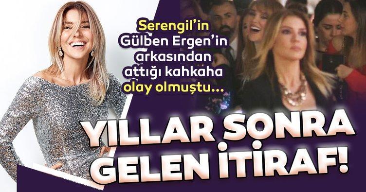 Son dakika: Gülben Ergen'in yıllardır kavgalı olduğu Seren Serengil itirafı olay oldu!