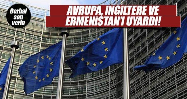 Avrupa Konseyi'nden İngiltere ve Ermenistan'a uyarı