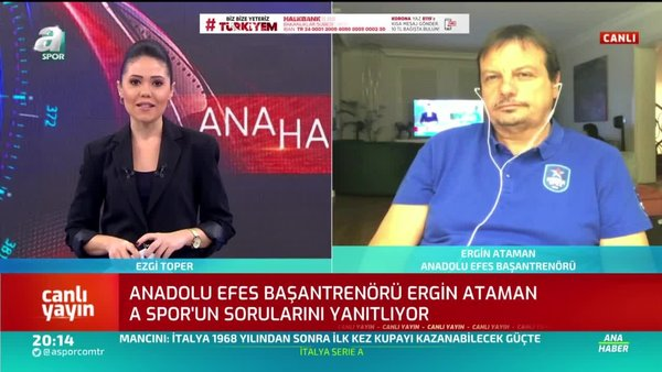 Ergin Ataman tarih verdi: Basketbol ligleri...
