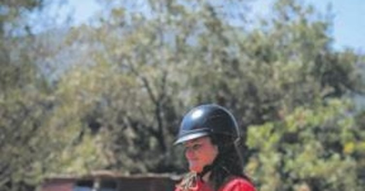 At üstünde terapi