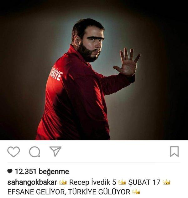 Şahan Gökbakar 'Recep İvedik 5' için flaş karar aldı