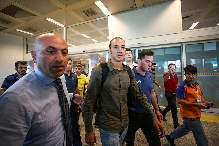 Fenerbahçe'nin yeni transferi Michael Frey'i yakından tanıyalım