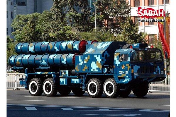 Ülkelerin hava savunma sistemleri! Türkiye'nin...