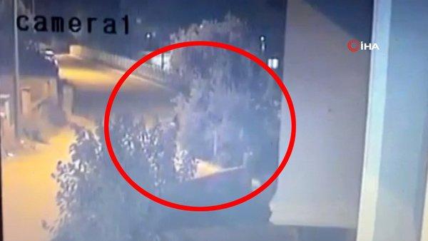 Son dakika haberi: Bursa'da kendini pencereden atarak böyle yere çakılan hırsız birde kürekle... | Video