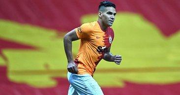 Son dakika... Galatasaray'da Falcao krizi sürüyor! Son çare Mendes
