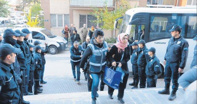 ByLock'çu gardiyan ve öğretmenlere tutuklama