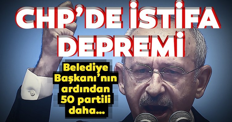 Son Dakika: Kırklareli Belediye Başkanı Kesimoğlu, CHP'den istifa etti