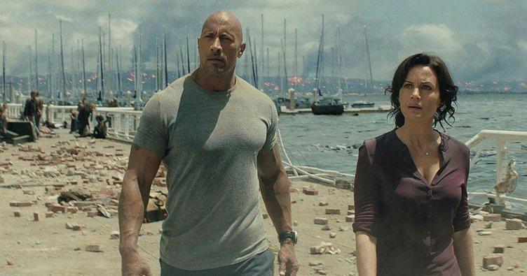 San Andreas Fayı filminin konusu nedir, film nerede çekildi? Dwayne Johnson'ın başrolünde oynadığı San Andreas Fayı filminin oyuncu kadrosu burada!