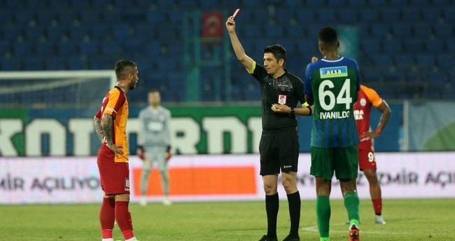 Son dakika... Galatasaraylı Adem Büyük'ün cezası 2 maça indirildi
