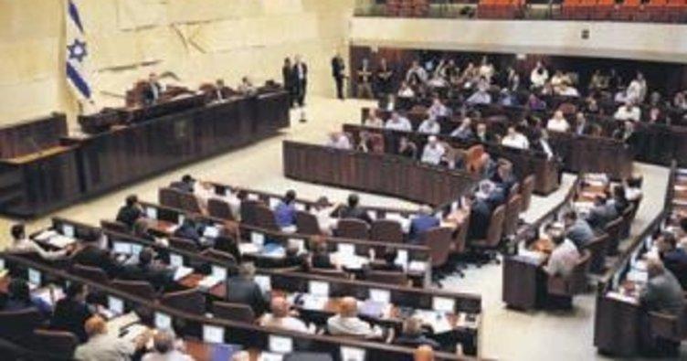 İsrail Meclisi'nden tartışmalı karar