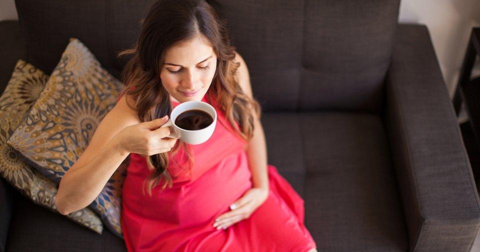 Hamilelikte kafein tüketimi konusunda uyarı!