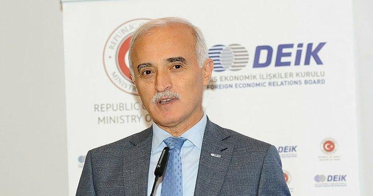 DEİK Başkanı Nail Olpak: Türkiye, PPP alanında önemli bir deneyime sahip