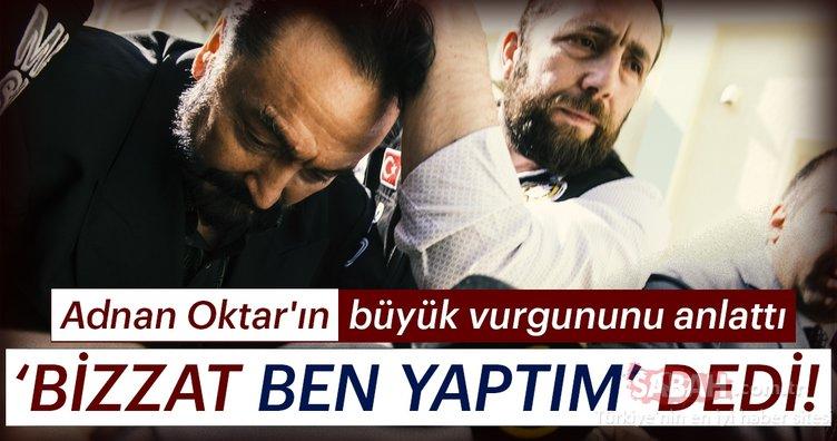 Adnan Oktar'ın büyük vurgununu anlattı