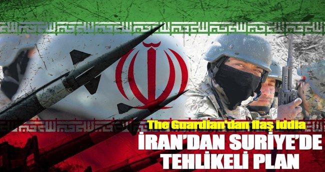 İran, Irak-Suriye arasından Akdeniz koridoru açıyor