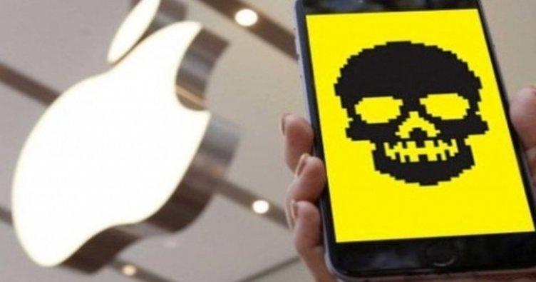 İphone iOS açığı keşfedildi!